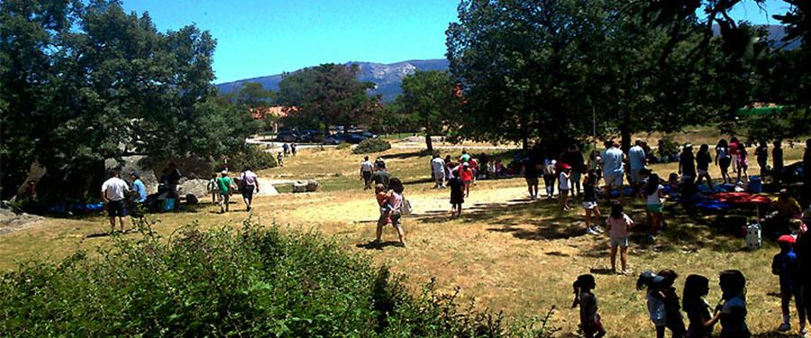 ALBERGUE GRANJA ESCUELA SEGOVIA www.puertadelcampo.es ALBERGUE PRADERA